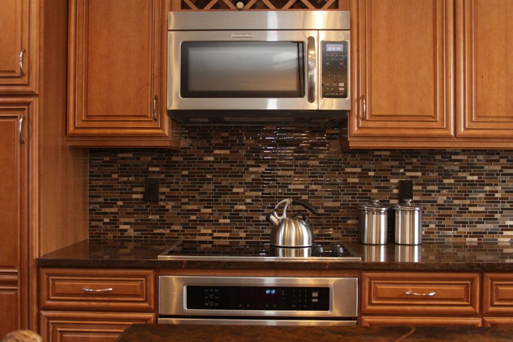 Gutis tile for Kitchen remodeling arlington va